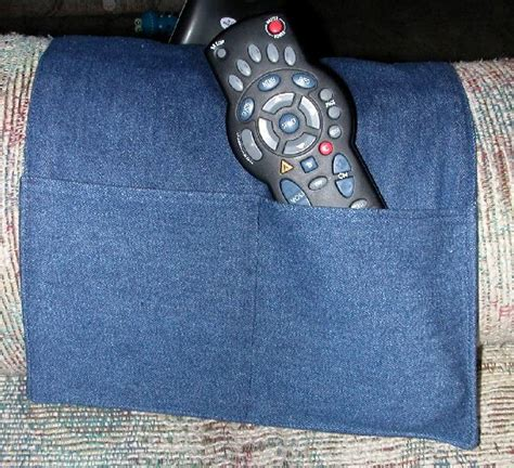 armchair tv remote control holder fabric chair tv remote control holder organizer caddy ebay