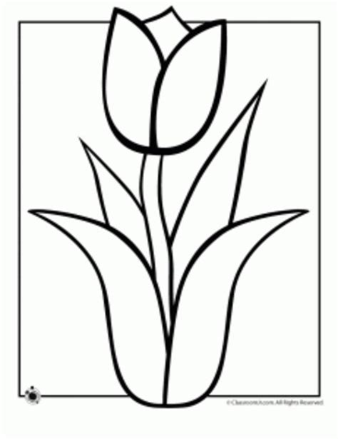 spring flowers coloring pages gt gt disney coloring pages