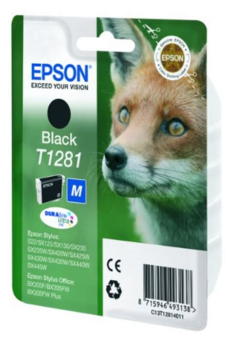 Canon Druckerpatronen 2161 by Epson T128140 Inkjet Getto D Inchiostro Cartuccia