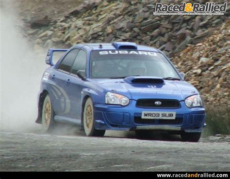 Subaru Rally Cars For Sale by Subaru Impreza N10 Prodrive Rally Car Rally Cars For
