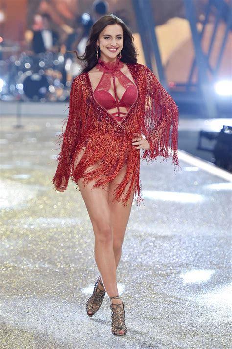 s day s secret 2016 irina shayk at the 2016 victoria s secret fashion show