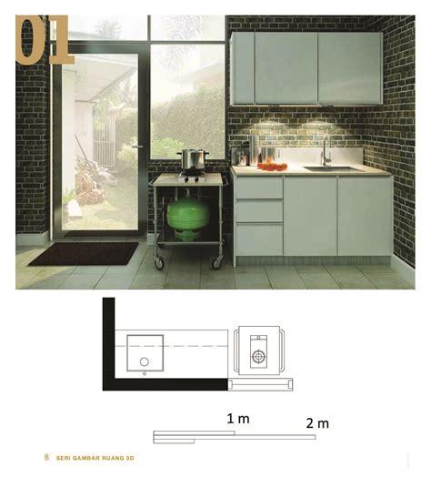 desain dapur ekonomis seri gambar ruang 3d 21 desain dapur ekonomis book by