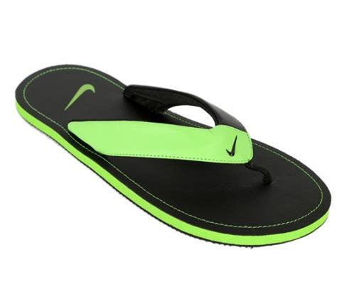 nike slippers green nike slippers for parrot green shopping india