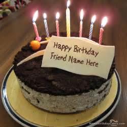 cute birthday cake for friendsf34f happy birthday cake on birthday cake name abhishek