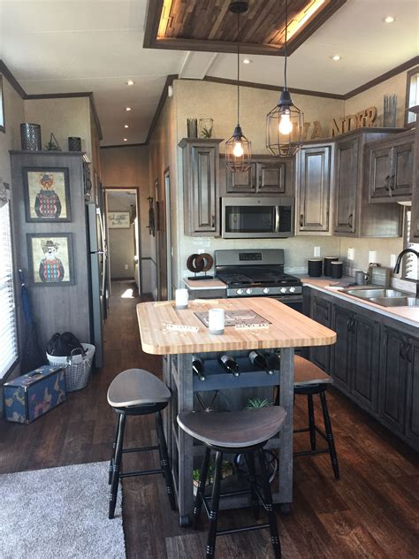 kropf canadian park model tiny house interior design