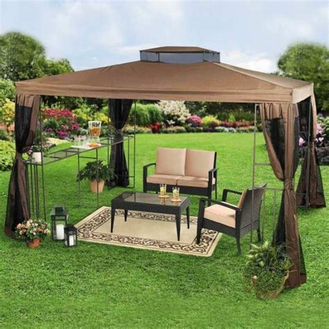 backyard canopy gazebo 151 best outdoor decorating images on