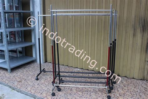 Harga Rak Gawang Baju sell clothes rack hurdles from indonesia by raja rak