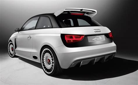 audi a1 sport quattro audi a1 clubsport quattro concept w 246 rthersee tour 2011