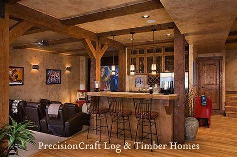timber frame homes precisioncraft timber homes post and beam timber frame home media room by precisioncraft log hom