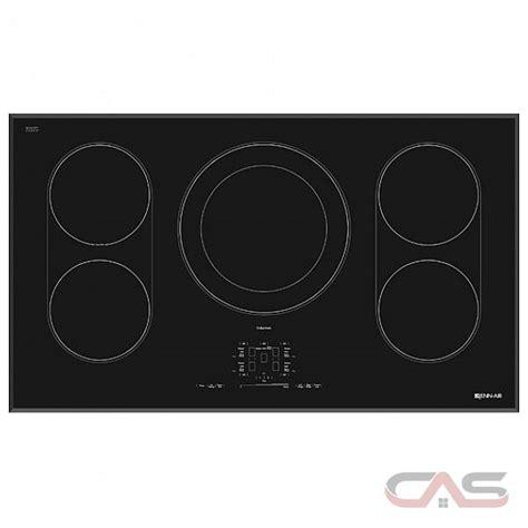 Jenair Cooktop jenn air jic4536xb cooktop induction cooktop 36 inch 5 burners glass ceramic induction