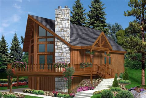 design house today a chalet for today 8600mw architectural designs
