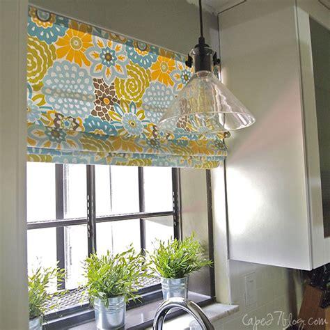 easy diy kitchen curtains i could make that kitchen progress