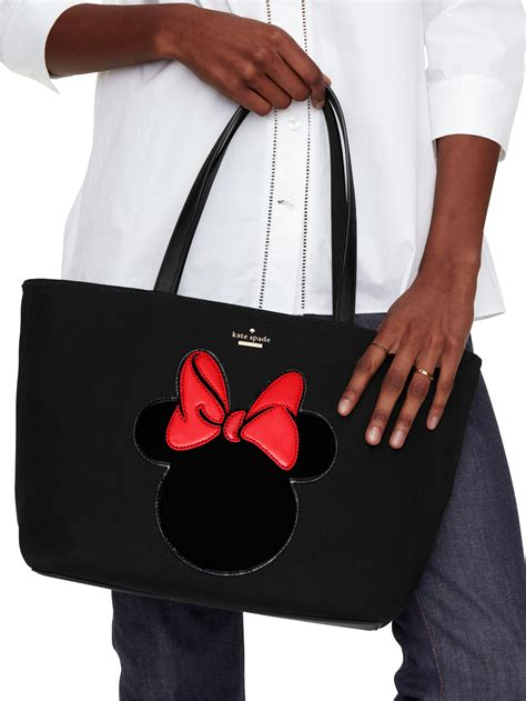 Kate Spade Imagination Francis kate spade new york for minnie mouse francis in black lyst