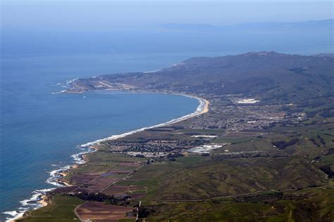 where is half moon bay california on a map half moon bay california