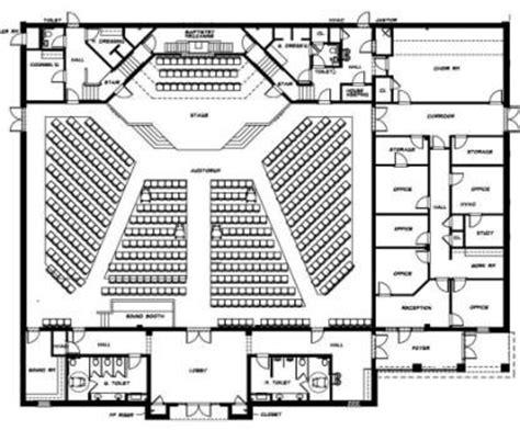 Sanctuary Floor Plans new worship center first baptist church loretto tn