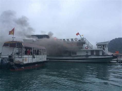 legend boats out of business quang ninh suspends tourist boat fleet after fire news