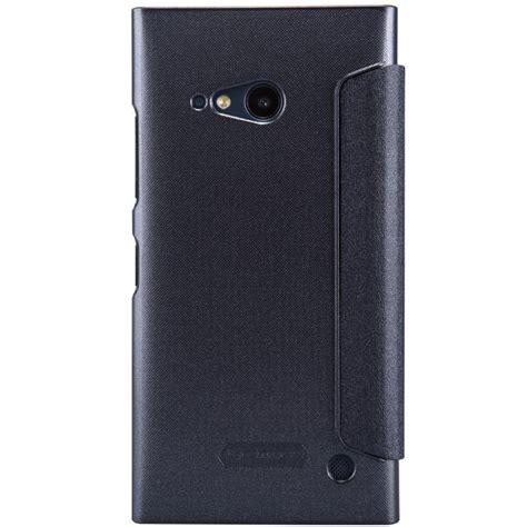 Nillkin Screen Protector Nokia Lumia 510 nokia lumia 730 735 hoesje zwart nillkin sparkle