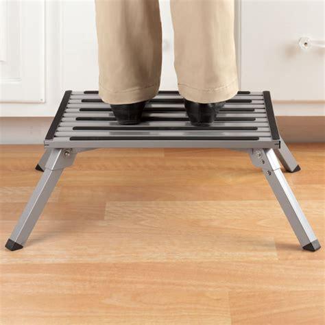 wide step stool single step stool step stool metal