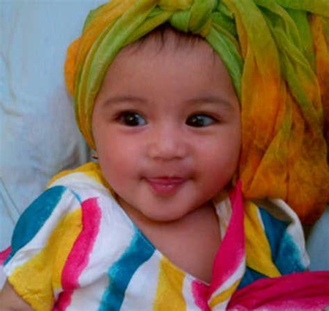 Jilbab Anak Lucu Dan Imut 16 foto gambar bayi lucu imut muslim cantik berhijab terbaru