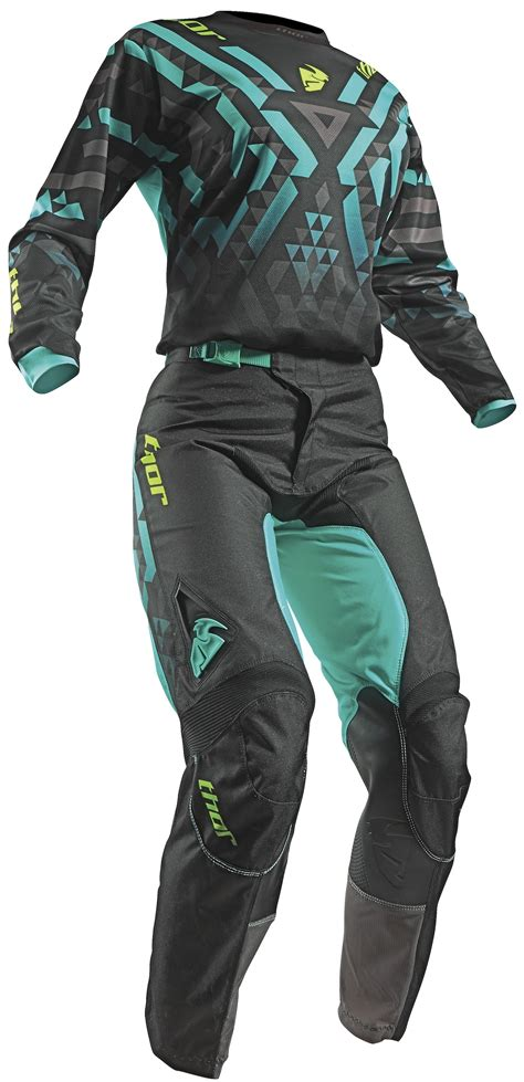 womens thor motocross gear first look 2017 thor fuse pulse prime fit gear