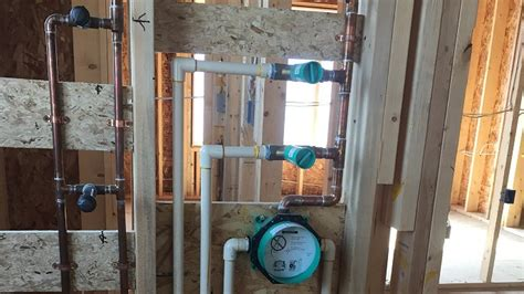 plumbing new construction new construction plumbing