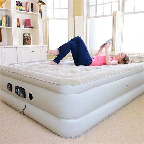 most comfortable blow up mattress but the bathtub is comfortable tiny house blog