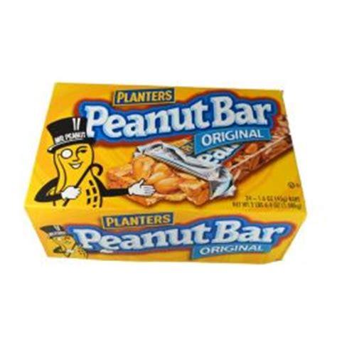 Planters Peanut Bar Original by Planters Peanut Bar 24 Box Favorites