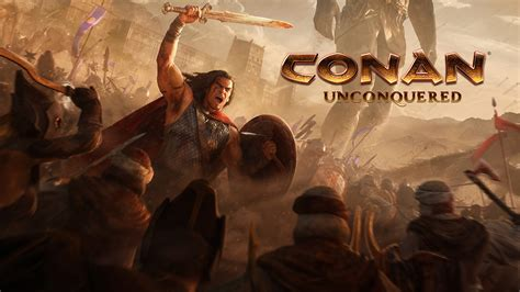 conan unconquered wallpapers  ultra hd  gameranx