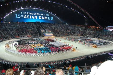 Gamis Akasia asian 2018 the largest sports event in asia tour