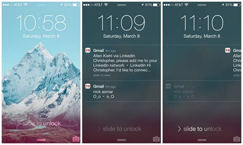 iphone lock screen how to get ios lockscreen notifications on your android device