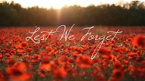 Lest We Forget by Lest We Forget Justinewinter
