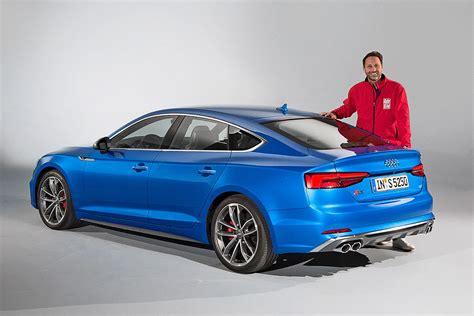 Audi S5 Bilder audi s5 sportback 2017 sitzprobe bilder autobild de