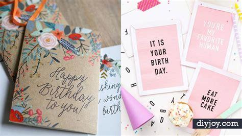 Handmade Birthday Card Ideas For 30 handmade birthday card ideas