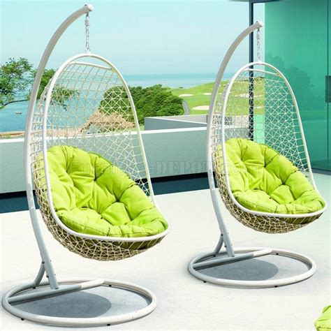 Outdoor Patio Swing Chair Encounter Swing Outdoor Patio Lounge Chair By Modway