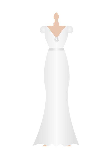 wedding dress clipart clipart wedding dress