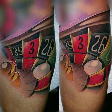 high roller tattoo tattoosbynicklaswongk wheel