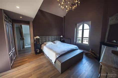 chambre avec bain plan suite parentale avec salle bain dressing obasinc