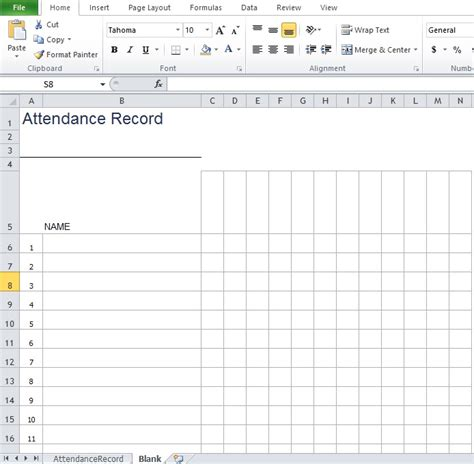 employee attendance sheet template free employee attendance sheet template excel tmp