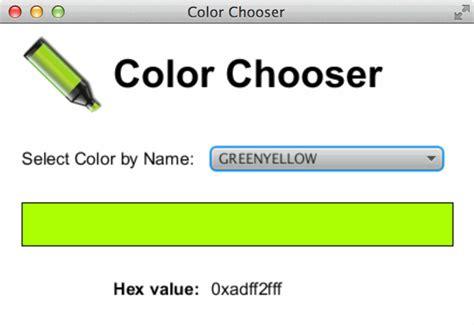 javafx color javafx colorchooser