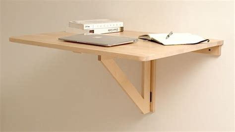 Folding Desks Wall Mounted by Wall Mounted Folding Desk Home Furniture Design