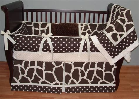 giraffe print bedding 66 best images about unisex on pinterest crib skirts