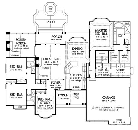 4 bedroom open concept floor plans fabulous 4 bedroom open floor plan including concept ranch