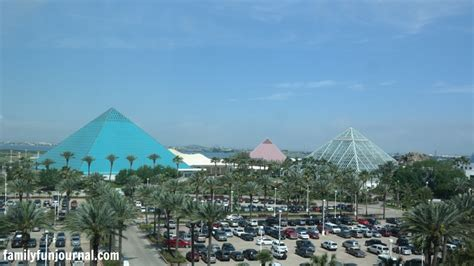 Moody Gardens Pyramids by Family At Moody Gardens Family Journal