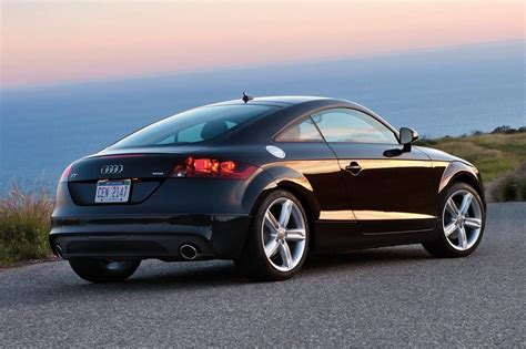 audi tt coupe price used 2014 audi tt coupe pricing for sale edmunds