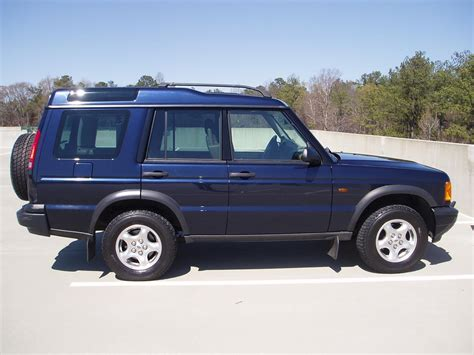 discovery land rover 2000 2000 land rover discovery series ii information and