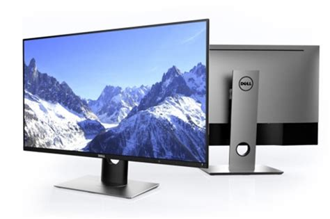 Monitor Oled dell s oled monitor at ces 2016 by jose antunes provideo coalition