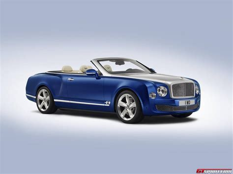 Official 2015 Bentley Grand Convertible Gtspirit
