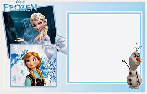 printable frozen invitations so cute frozen free printable invitations oh my fiesta