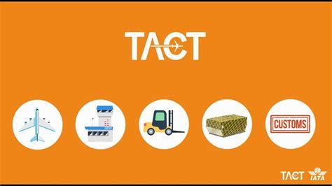 iata the air cargo tariff and tact