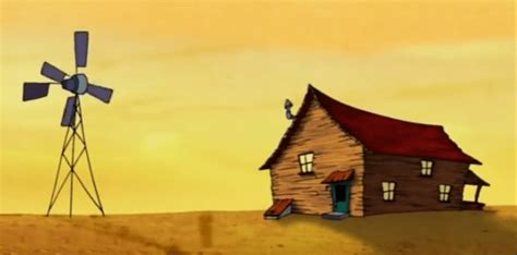 courage the cowardly dog house exploring with josh house in the middle of nowhere location global film locations